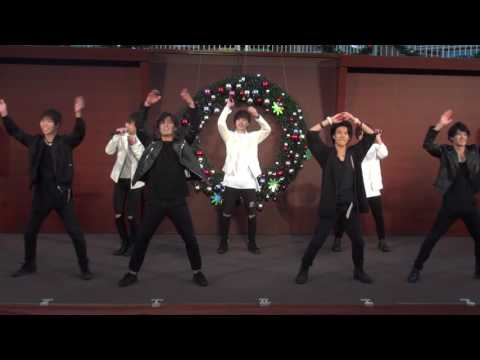 Kansai Boys Project「NEVER LET YOU GO (GENERATIONS From EXILE TRIBE)」2016/11/23 エイベックス・チャレンジステージ