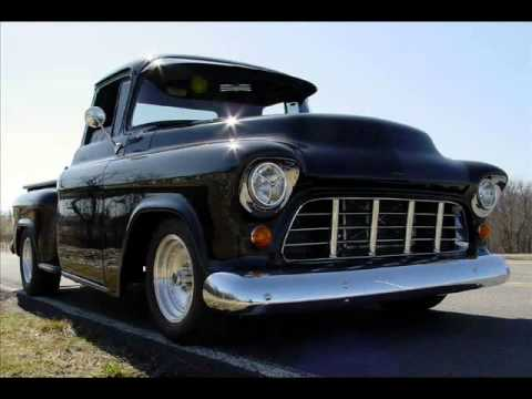 1956 Chevy 3100 Pickup Truck - Street Rod Music Videos