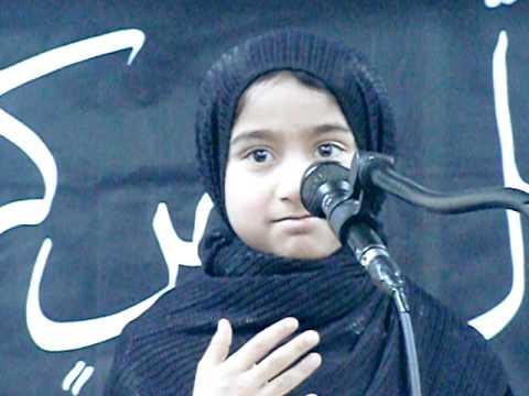Zahra Moosavi Noha: Mujh Pe Kyu Bandh Karte Ho Pani video