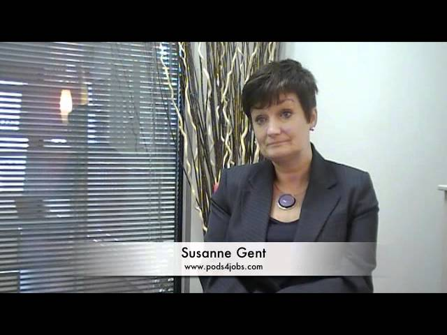 Susanne Gent, Estate Agent