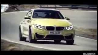 2015 BMW M4 Coupe   Video