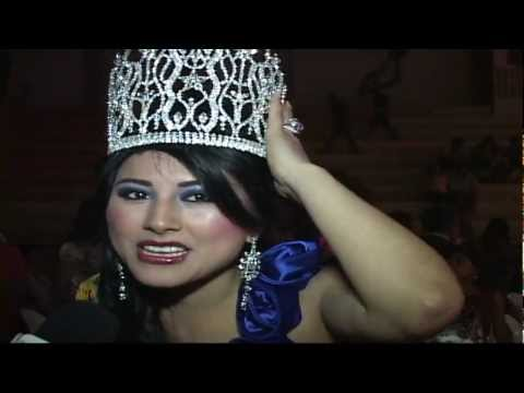 Mensaje Reina de Gualaquiza 2012-2013