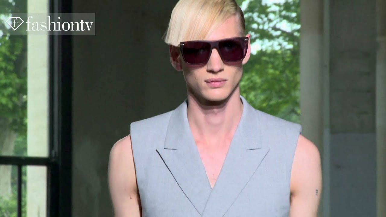 John Lawrence Sullivan Men Spring/Summer 2014 | Paris Men's Fashion Week