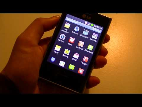 LG Optimus Logic Android Review: