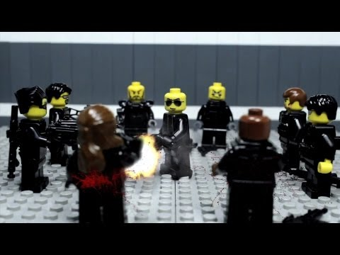 Middle Man - Lego Shootout