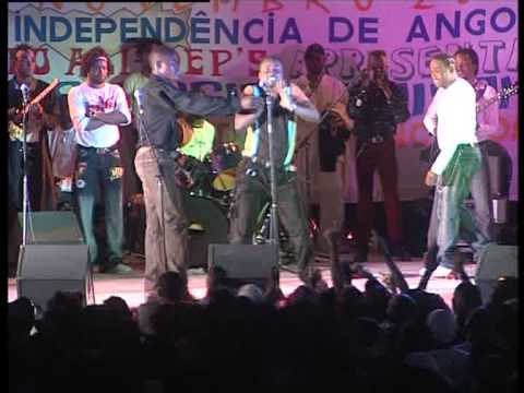 Werrason live Luanda/Angola 2003 (Matshuda Mandangi) Part4