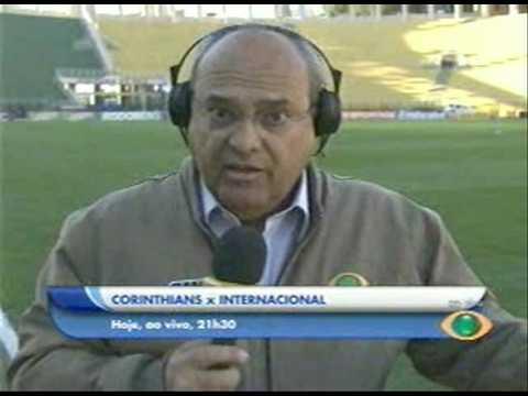 Pessoas que queriam trabalhar na Globo