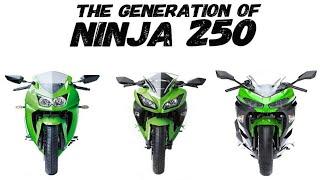 2018 all new Kawasaki Ninja 250 | specs|price|topspeed