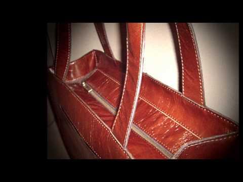 Пошив кожаной сумки