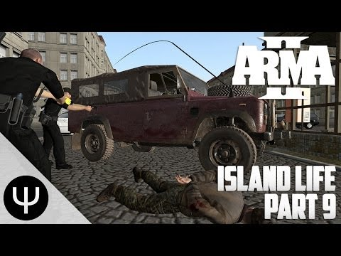 ARMA 2: Island Life Mod — Part 9 — Plain Intrusion! klip izle