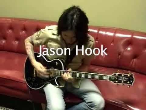Jason Hook Guitar on FPE-TV