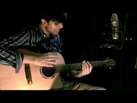 Shankar Ehsaan Loy - Dil Chahta Hai (Percussive guitar cover...