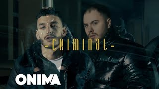 LikioRilli ft. NUSH - CRIMINAL (Official Video 4K)