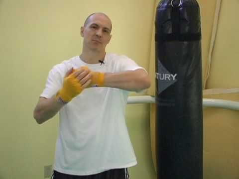 Kickboxing Training - Elbows Image 1