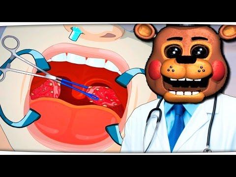 ПАРЕНЬ ОЧЕНЬ ЛЮБИЛ ЕСТЬ МОРОЖЕННОЕ!! - Симулятор Хирурга (доктор Диллерон)