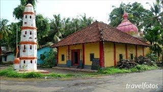 Beautiful Alibaug village scenes / villages in india / indian tour travel tourism