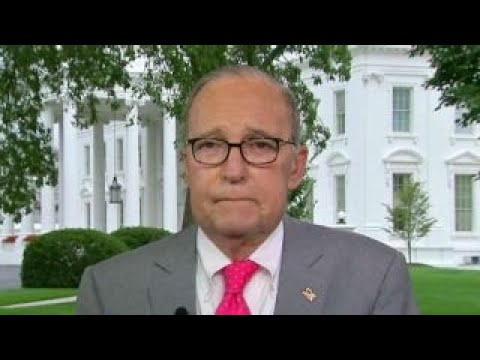 Larry Kudlow on July jobs report: This was a strong number