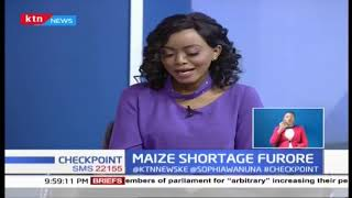 Leaders oppose Ministry's maize importation proposal (Part 2)|Checkpoint