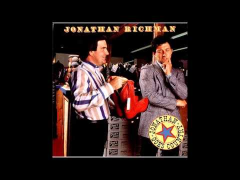 Jonathan Richman - City Vs Country
