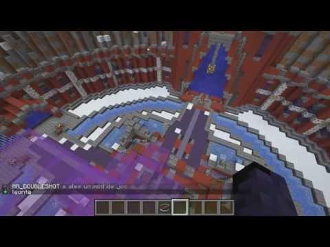 Prezentare Server de Minecraft craft.minecraft romania.ro