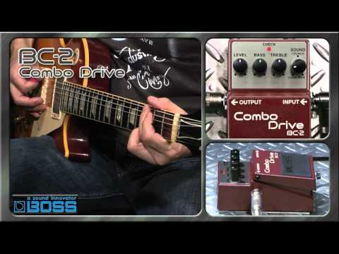 BC-2 Combo Drive [BOSS Sound Check]
