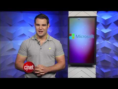 CNET Update - Microsoft's wearable ambitions revealed