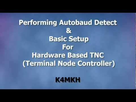 Configuring Hardware Based TNC
