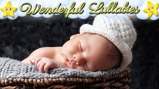 Super Soft Calming Baby Sleep Music ♥ Best Bedtime Lullaby ♫ Good Night Sweet Dreams