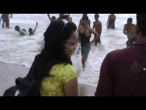 Everybody Likes The Wave Of The Puri Sea,Odisha.