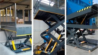 INKEMA Scissor Lift Tables Range