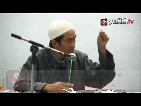 Rajin Pengajian Tapi Lalai Sholat Berjamaah? - Ustadz Abu Zubair Al-Hawary, Lc.