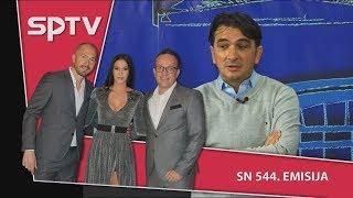 544. emisija Sport nedjeljom gosti Zlatko Dalić i Lino Červar