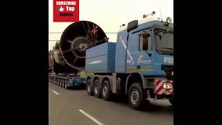कुछ ट्रक ऐसे भी होते है जिनको चलाना भी एक बहुत बड़ा हुनर है