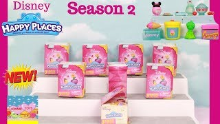 Disney Happy Places Season 2 Blind Bags