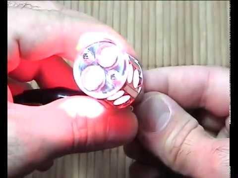 Светодиодная лампа СТОП-ГАБАРИТ 1157-14HP (red)
