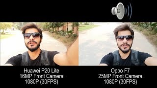 Oppo F7 Vs Huawei P20 Lite | Which one is better | Detailed Comparison | Camera and Gaming | PUBG