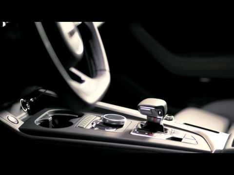 Audi S4 Avant - Interior Design Trailer | AutoMotoTV