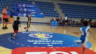 2012 Boys SNN Basketball Training
