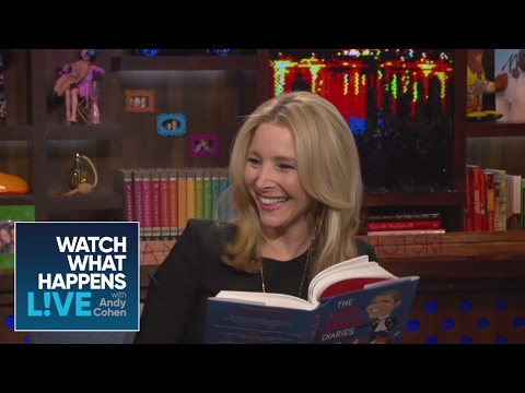 Lisa Kudrow, Nathan Lane & Martin Short Read 'The Andy Cohen Diaries'