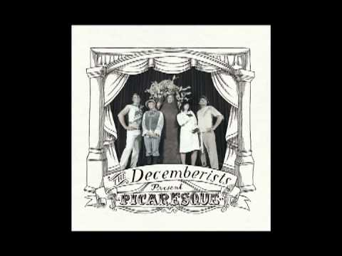 Kill Rock Stars presents The Decemberists - 16 Military Wives - Picaresque