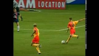 RC Lens saison 2001/2002