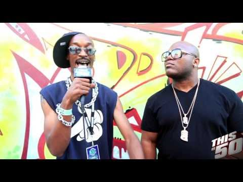 4-IZE talks DTP; 4-IZE vs Ludacris Project; Spits a Freestyle - TI50