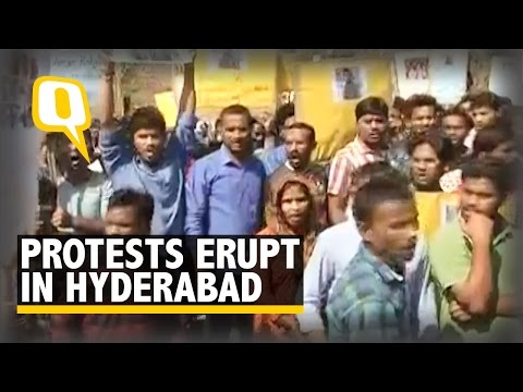 Protests Erupt in Hyderabad after Dalit Student Suicide