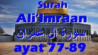2006/04/17 Ustaz Shamsuri 396 - Surah Ali Imran ayat 77-89 NE1