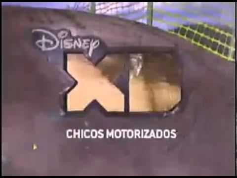Chicos Motorizados en Disney XD