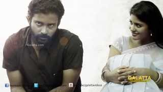 Attakathi - Attakathi Dinesh plays a cop in Thirudan Police!