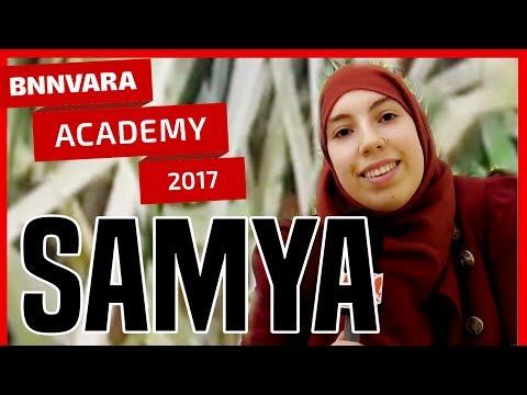 WIE DE FUCK IS DIT?! - Samya Hafsaoui