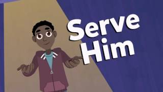 Jesus in the Morning | Bible Adventure Worship | LifeKids
