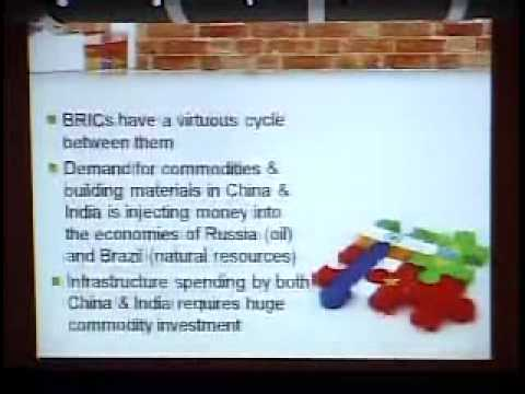 The BRIC Future: Brazil, Russia, India & China