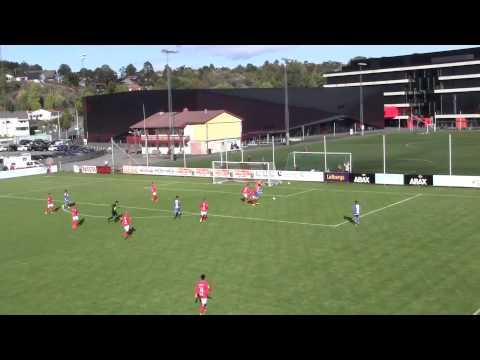 Høydepunkter: Fram Larvik - Vindbjart